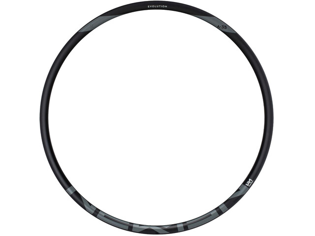 "NEWMEN Evolution SL A.35 Rim 27.5"", black/grey"